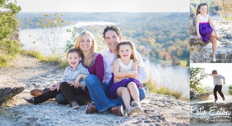 Beautiful images of a family at Mount Bonnell | Austin Family Lifestyle Photographer | Katie Eaton Photography-2