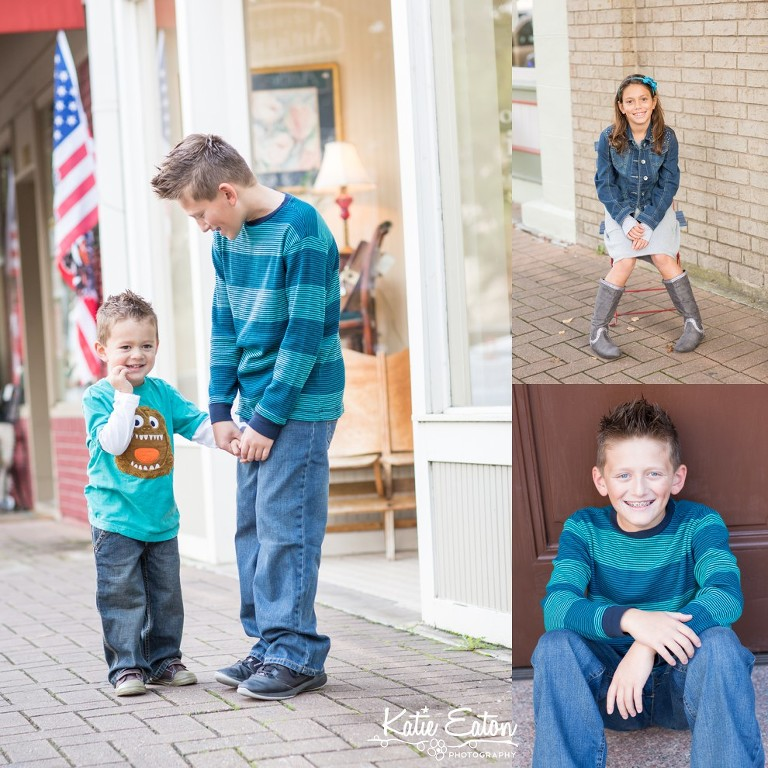 Beautiful images of a family in downtown Georgetown by Katie Eaton Photography-4