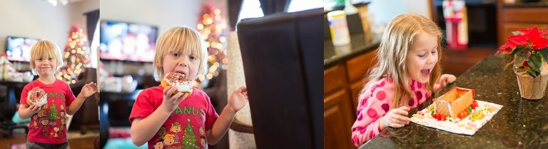Beautiful images of a family on Christmas by Katie Eaton Photography-1