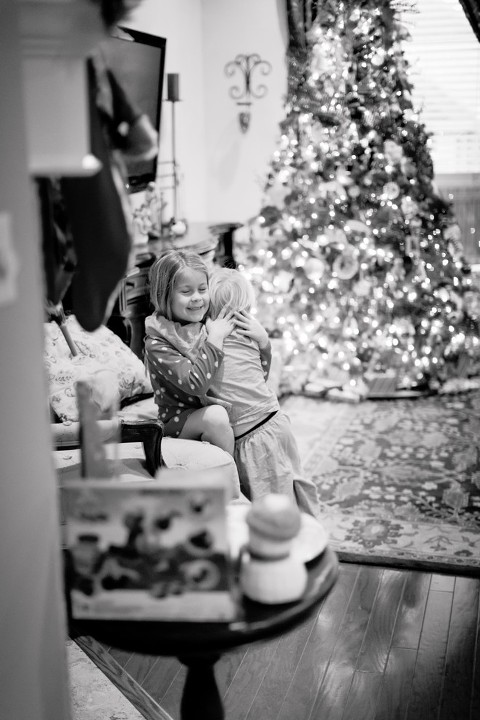 Beautiful images of a family on Christmas by Katie Eaton Photography-22