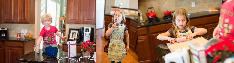 Beautiful images of a family on Christmas by Katie Eaton Photography-4