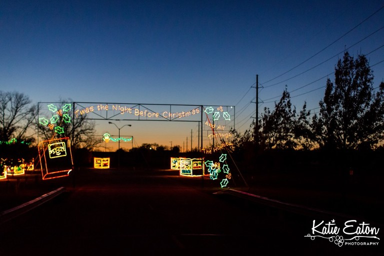 Fun images from the Round Rock Christmas Light show by Katie Eaton-3