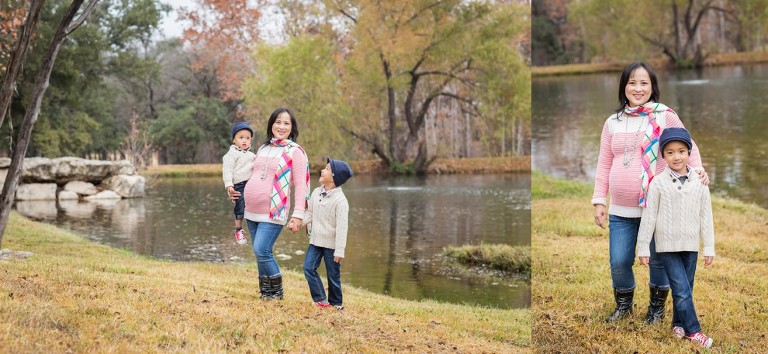Beautiful images from a maternity session in Austin, Texas by Katie Eaton Photography-7