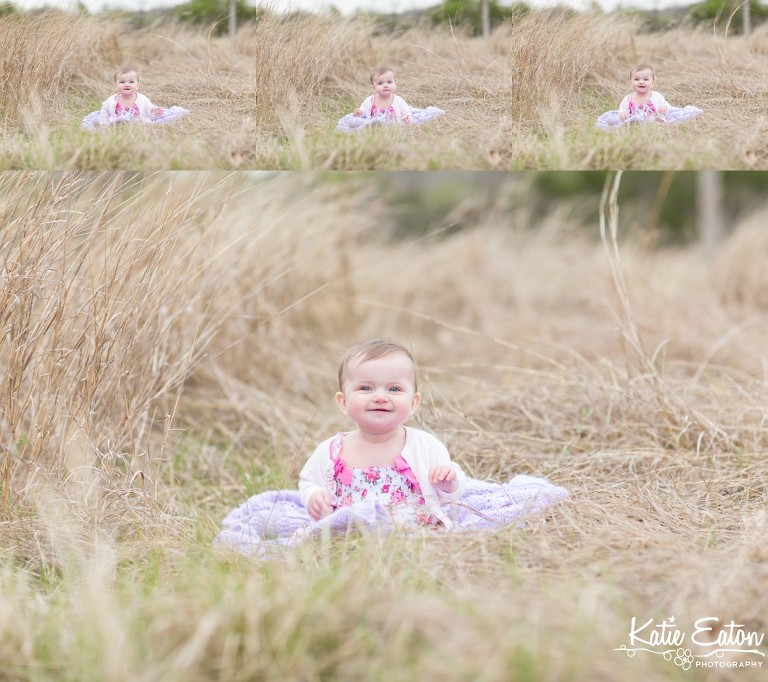 Fun images of a six month old at champions park | Austin Child Photographer | Katie Eaton Photography-12
