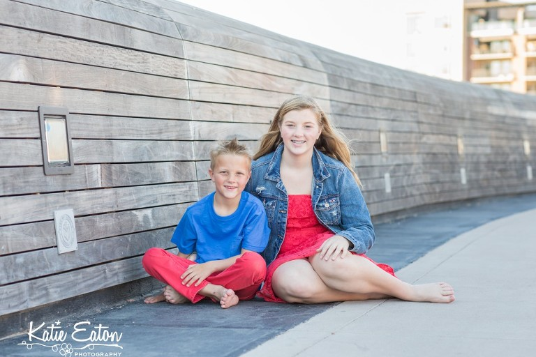 Beautiful images of a family at town lake in Austin by Katie Eaton Photography-4
