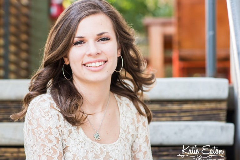 Beautiful images of a high school senior in downtown Austin by Katie Eaton Photography-1