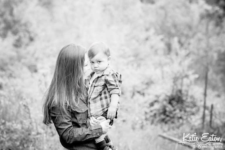 Beautiful images of a mother and son at brushy creek lake park by Katie Eaton Photography-2
