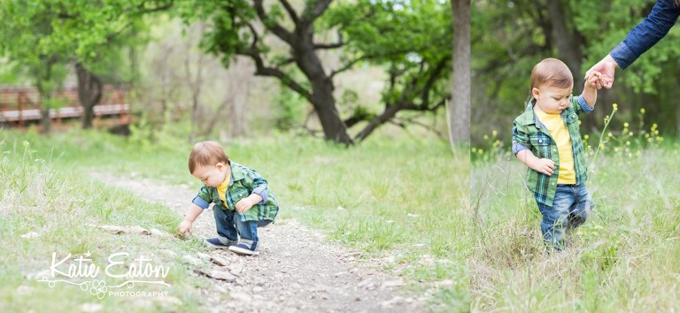 Beautiful images of a mother and son at brushy creek lake park by Katie Eaton Photography-4