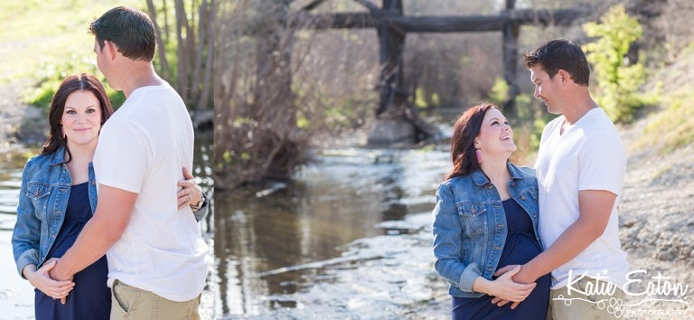 Beautiful images from a maternity session in Austin | Austin Family Lifestyle Photographer | Katie Eaton Photography-2