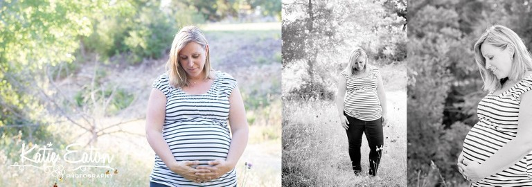 Beautiful images from a maternity session at brushy creek | Austin Family Lifestyle Photographer | Katie Eaton Photography-4