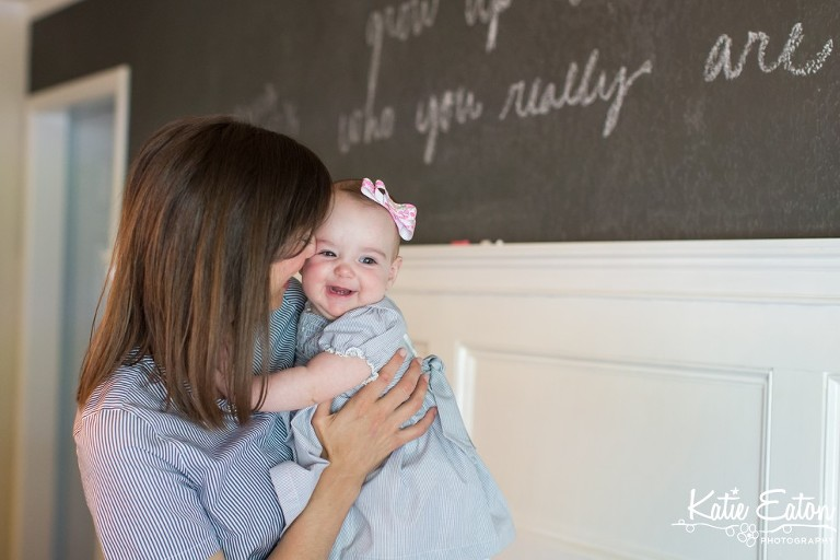 Beautiful images from a lifestyle family session | Austin Family Lifestyle Photographer | Katie Eaton Photography