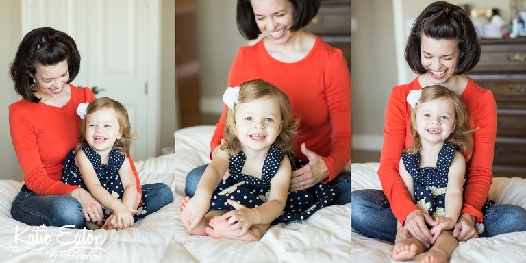 Beautiful images from a lifestyle family session at brushy creek | Austin Family Lifestyle Photographer | Katie Eaton Photography