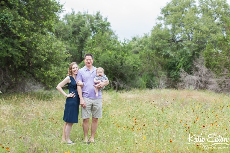 Lovely images of a family at brushy creek park | Austin Family Photographer | Katie Eaton Photography-2