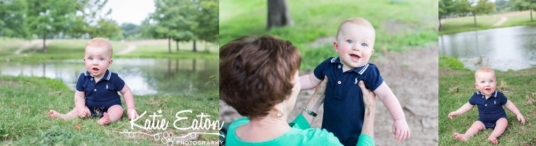 Lovely images of a family at memorial park | Austin Family Photographer | Katie Eaton Photography-6