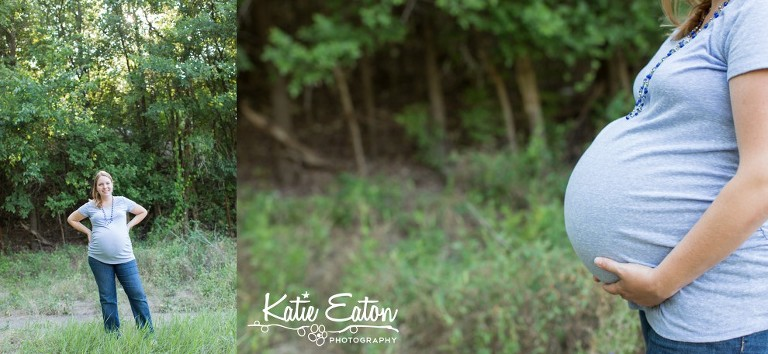 Beautiful images from a maternity session in Austin | Austin Maternity Photographer | Katie Eaton Photography-4