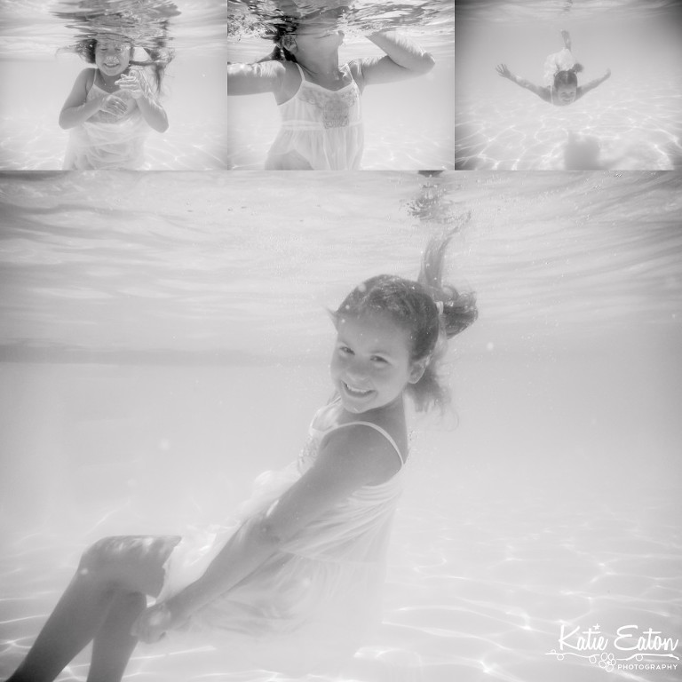 Beautiful images from an underwater session in Austin | Austin Child Photographer | Katie Eaton Photography-2