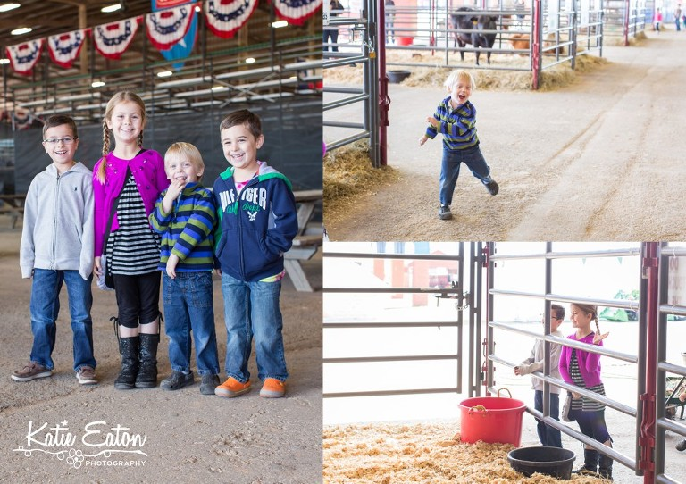 Fun images from the Austin Rodeo and Pig Races | Austin Child Photographer | Katie Eaton Photography-4