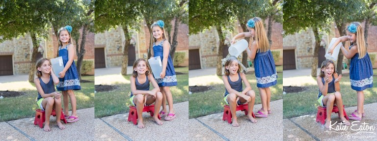 Fun images of children having fun on the first day of school by Katie Eaton Photography-16