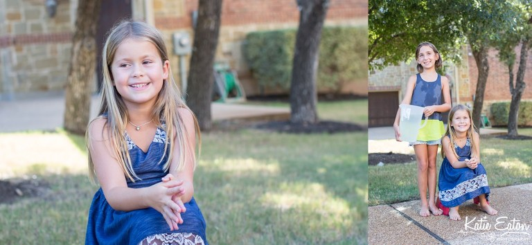 Fun images of children having fun on the first day of school by Katie Eaton Photography-20