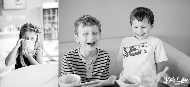 Fun images of children having fun on the first day of school by Katie Eaton Photography-8