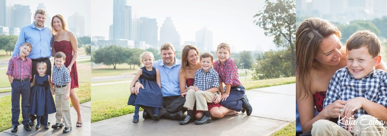 Beautiful images from a family session in  downtown Austin | Austin Family Photographer | Katie Eaton Photography-1