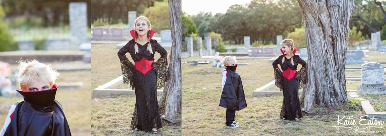 Fun images of vampires on halloween by Katie Eaton Photography-6