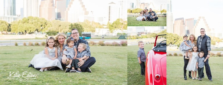 Beautiful images from a family session in downtown Austin | Austin Family Photographer | Katie Eaton Photography-3