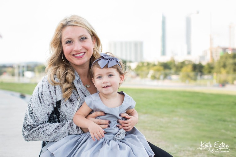 Beautiful images from a family session in downtown Austin | Austin Family Photographer | Katie Eaton Photography-5