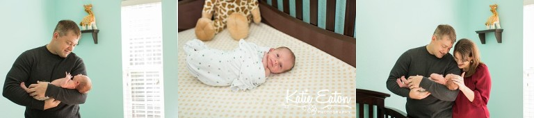 Beautiful images from a lifestyle newborn session in Austin | Austin Newborn Photographer | Katie Starr Photography-4