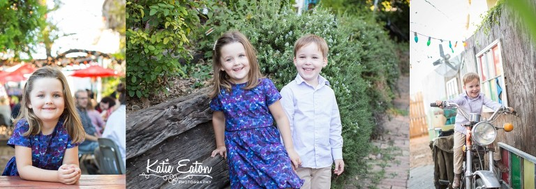 Fun colorful images from a family session in Austin | Austin Family Photographer | Katie Eaton Photography-3
