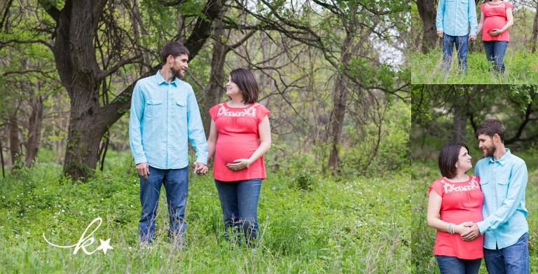 Beautiful images from a maternity session in Austin | Austin Family Photographer | Katie Starr Photography-3
