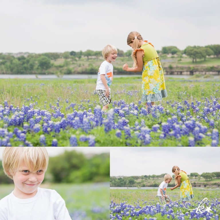 Beautiful images from a bluebonnet family session in Austin | Austin Family Photographer | Katie Starr Photography-3