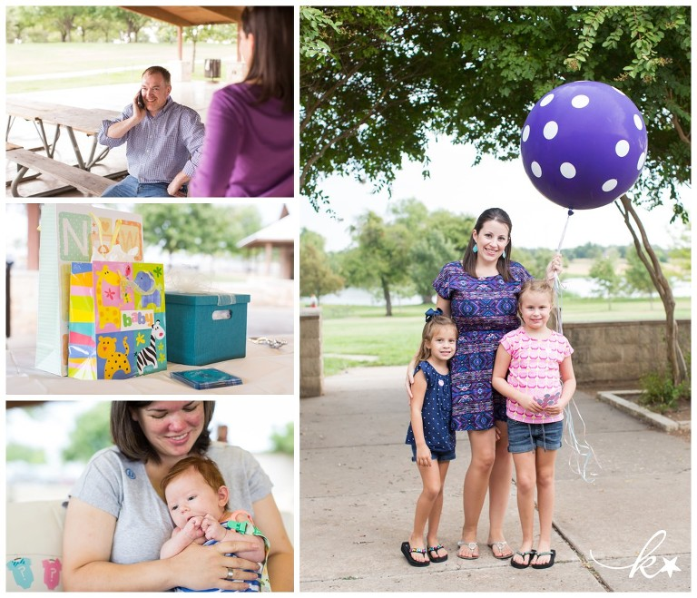 Fun images from a gender reveal by Katie Starr Photography-10