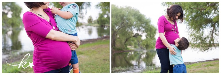 Beautiful images from a family maternity session in Austin | Austin Family Photographer | Katie Starr Photography-5