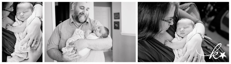 Beautiful images from a lifestyle newborn session in Austin | Austin Family Photographer | Katie Starr Photography-33