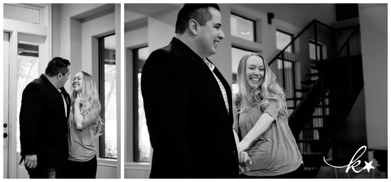 Fun images from a surprise engagement party by Katie Starr Photography-1