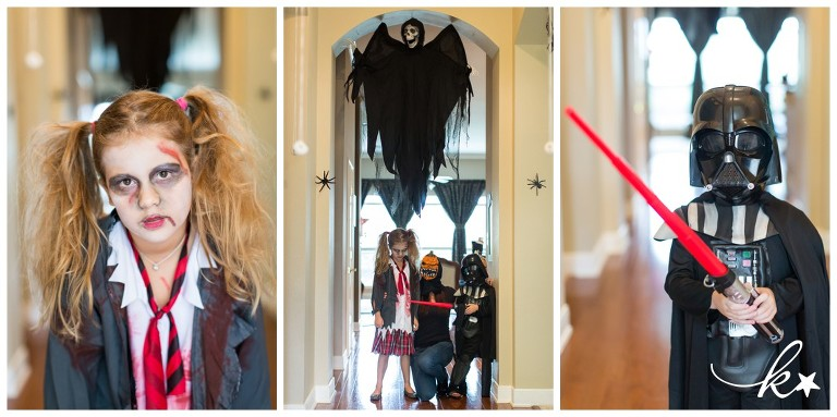 Fun images from a childrens halloween party by Katie Starr Photography-5