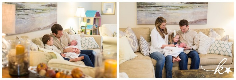 Beautiful images from a lifestyle newborn session in Austin | Austin Family Photographer | Katie Starr Photography-1