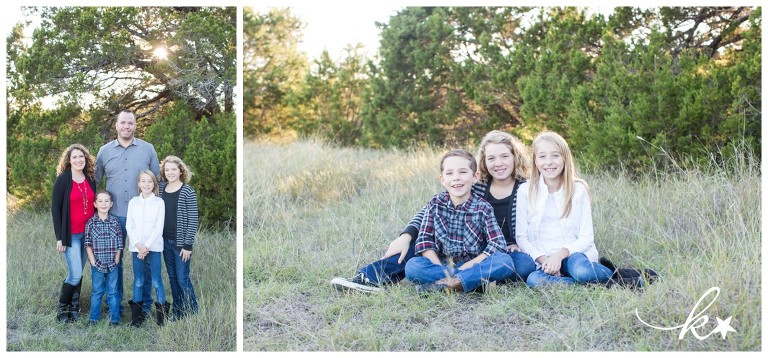 Beautiful images from a family session in Austin | Austin Family Photographer | Katie Starr Photography-1
