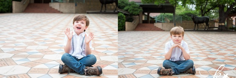 Fun images of siblings in downtown Austin by Katie Starr Photography -1