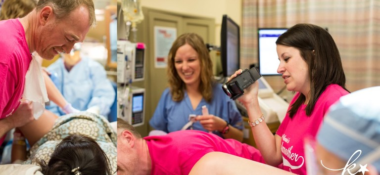 Beautiful images from a hospital birth by Katie Starr Photography -5