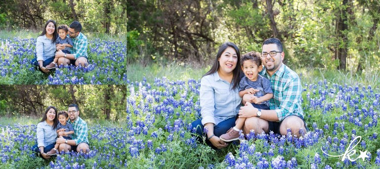Beautiful images from bluebonnet mini sessions in Austin by Katie Starr Photography-2