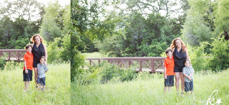 Lovely images of a mother and her sons in Austin by Katie Starr Photography -3
