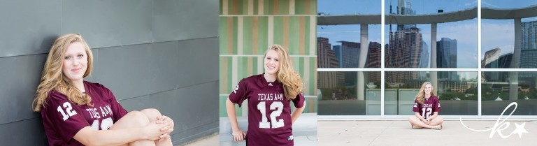 Fun images from a high school senior sesion in Austin, Texas by Katie Starr Photography -2