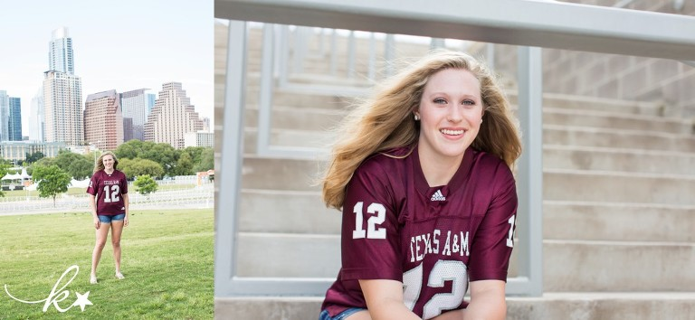 Fun images from a high school senior sesion in Austin, Texas by Katie Starr Photography -4