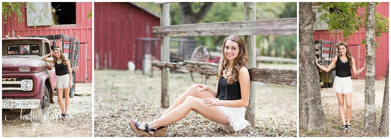 Beautiful images of a high school senior in Austin, Texas | Austin Family Photographer | Katie Starr Photography-4.jpg