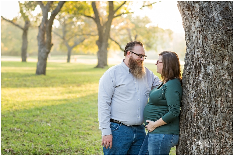 Image from a maternity session | Katie Starr Photography | Best Georgetown Photographer