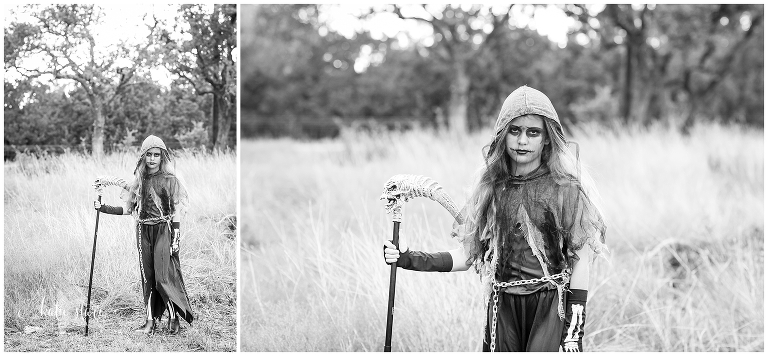 Halloween party images || Katie Starr Photography || Best Georgetown Photographer